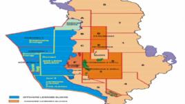 Shqipëria me 13 blloqe për kërkim nafte