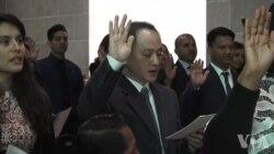 美博物馆承办新公民入籍仪式庆祝亚太裔传统月