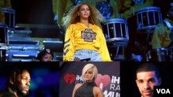 Top Ten Americano: Ninguém pára Beyonce, Lamar, Bebe Rexha e Drake