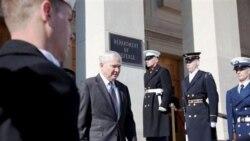 وزير دفاع آمريکا در مورد استراتژی نظامی کشور در آينده سخن گفت