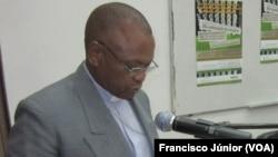 Dom Adriano Langa, Bispo de Inhambane e presidente da Cemirde