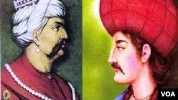 Şah İsmayıl Xətai və Sultan Səlim