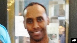 FILE - Mohamed Noor is pictured at a community event welcoming him to the Minneapolis police force in May 2016.