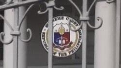 菲律賓法庭贊成美國-馬尼拉防務協議