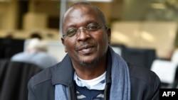 Le journaliste burundais Esdras Ndikumana, Paris, 19 octobre 2015