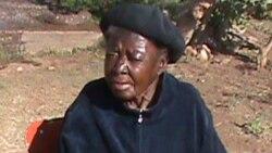 Interview with Florence Ndlovu, Chengetanai Old People's Home, Chinhoyi