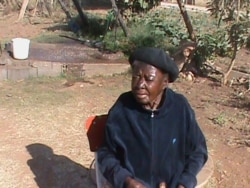 Interview with Florence Ndlovu, Chengetanai Old People's Home, Chinhoyi