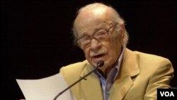 En 1983 fue presidente de Conadep, en la cual redactó el informe 'Nunca más' sobre la dictadura.