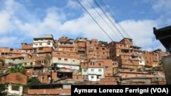 Laporan PBB mengatakan bahwa kemiskinan Venezuela meningkat dari 25 persen pada 2012 ke 32 persen pada 2013.