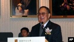 宋健,中国前国务委员,国家科委主任,中国工程院院长