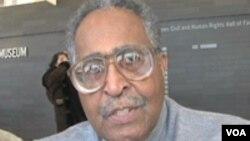 Ông Franklin Mccain nhà lãnh đạo dân quyền Mỹ, thành viên nhóm Greensboro 4,