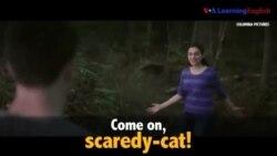 Học tiếng Anh qua phim ảnh: Scaredy-Cat - Phim Goosebumps (VOA)