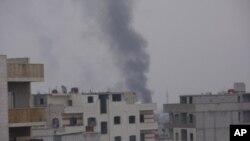 شام میں امریکی سفارت خانہ بند