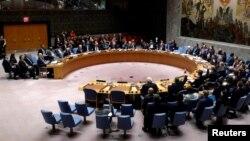 رای گیری در جلسه چهارشنبه شب شورای امنیت سازمان ملل برگزار شد.