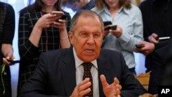 مسکو: لندن میخواهد که با متهم کردن روسیه، توجه را از مذاکرات دشوار بریتانیا مبنی بر خروج آنکشور از اتحادیۀ اروپا منحرف سازد