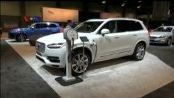 Peneliti AS Buat Mobil Hibrida Lebih Efisien