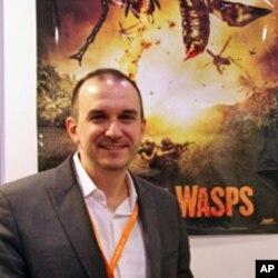 製片人戈德曼看到中國影視市場出現新機遇