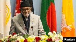 Perdana Menteri Nepal Sushil Koirala menyatakan masa berkabung tiga hari bagi para korban gempa (foto: dok).