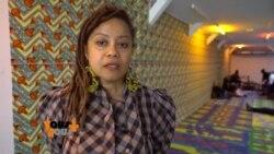 Eva Doumbia, afropéenne et fière de l'être