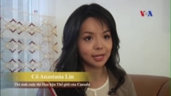 Thí sinh Hoa hậu Thế giới cáo buộc TQ chặn cô thi vòng chung kết