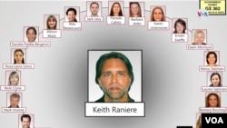 Keith Raniere, de 58 años, es acusado ahora de haber cautivado a miles de mujeres con su promesa de autoempoderamiento, cuando al parecer se trató de un culto sexual secreto.