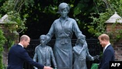 Statue of Princess Diana