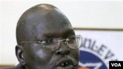 Pemimpin Pemberontak Sudan George Athor (Foto: dok).