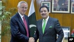 مذاکرات استراتژیک میان پاکستان و امریکا