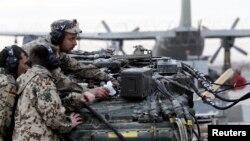 Dış ülkelere satılan Alman silahlarının başında Marder zırhlı araçları geliyor