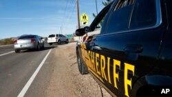 Patrola kacelarije šerifa okruga Marikopa u Finiksu