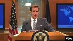 Como falsas, calificó el vocero del Departamento de Estado las nuevas acusaciones del presidente Nicolás Maduro.