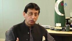 پاکستان میں 'فائیو جی' 2022 تک لانچ ہو جائے گا: امین الحق