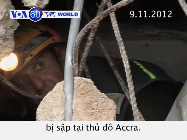VOA60 Thế Giới 09/11/2012