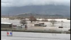 Përmbytje masive në jug të Shqipërisë