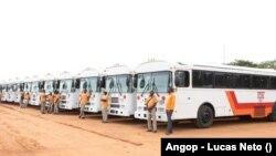 Angola Luanda Transporte Colectivo Urbano de Luanda TCUL