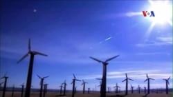Các nhà khoa học tìm cách tăng hiệu năng của tua-bin điện gió