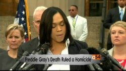Baltimore Homicide Charges