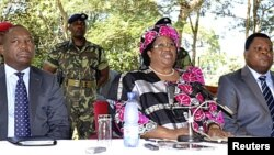 Malawi president Joyce Banda's party was once opposed to Hastings Kamuzu Banda's autocratic rule.