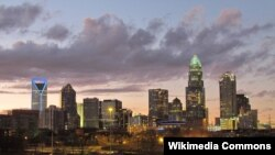 Kota Charlotte di North Carolina, AS (foto: Wikimedia - Ricky W.)