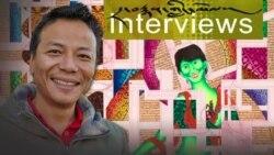 Tenzin Rigdol: Contemporary Artist