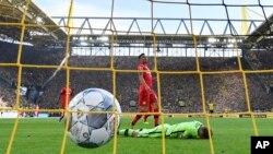 Ikipe zo muri shampiyona mu Budagi za Leverkusen na Dortmund mu rukino, kw'itariki 14/09/2019