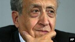 Laxdar Brahimiy, BMT va Arab Ligasining Suriya bo'yicha yangi elchisi