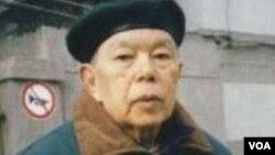 Cựu Thiếu tướng Kyaw Zaw lúc sinh thời.