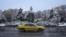 <div>بارش اولین برف پاییزی در همدان<br /> عکس: رضا زنگنه</div>