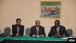 UN-Delegation in Eritrea