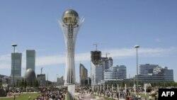 Qazaxıstanda militant 7 adam öldürüb