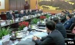Robert Gates na vojnom summitu u Pekingu