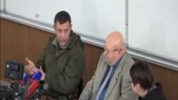烏克蘭反政府武裝領導人誓言攻佔更多領土