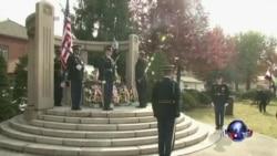 驻韩美军纪念退伍军人纪念日