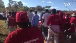 Amai Vimbai Tsvangirai Java Voradzikwa Kumarinda eGlen Forest muHarare